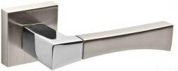 Ручка раздельная FUARO DELTA DM SN/CP-3 матовый никель/хром
