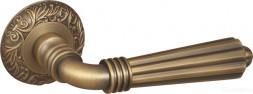 Ручка раздельная FUARO DEMETRA SM AB-7 матовая бронза