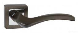 Ручка раздельная PUNTO VESTA QR GR/CP-23 графит/хром