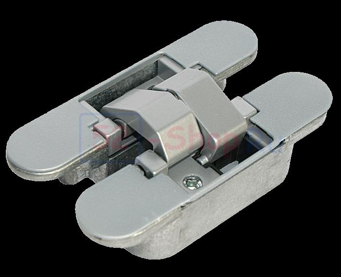 Скрытые петли Morelli с 3-D регулировкой HH-1 PC Хром