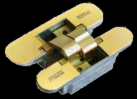 Скрытые петли Morelli с 3-D регулировкой HH-1 PG Золото
