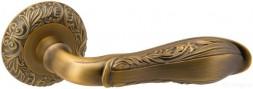 Ручка раздельная FUARO DINASTIA SM AB-7 матовая бронза