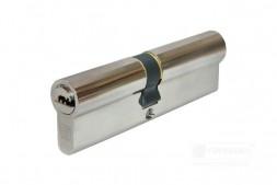 Цилиндровый механизм Guardian (Гардиан) GB 82 мм (41/41) Ni никель 5 кл.
