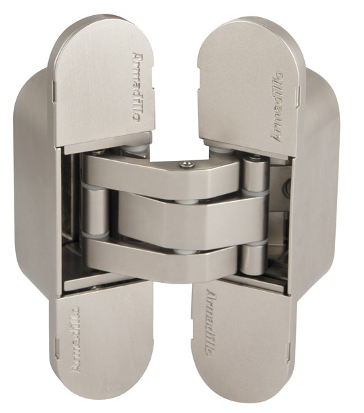 Петля скрытой установки с 3D-регулировкой Armadillo UNIVERSAL 3D-ACH 60 SN Мат. никель