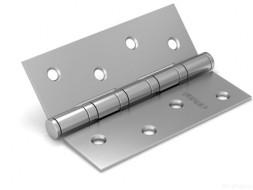 Петля универсальная 4BB/BL 100x75x2,5 PN (мат. никель) БЛИСТЕР Fuaro