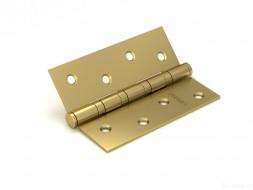 Петля универсальная 4BB/BL 100x75x2,5 SB (мат. золото) БЛИСТЕР Fuaro