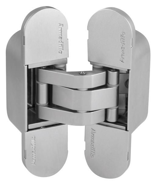 Петля скрытой установки с 3D-регулировкой Armadillo UNIVERSAL 3D-ACH 60 SC Мат. хром