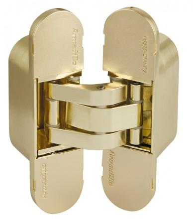 Петля скрытой установки с 3D-регулировкой Armadillo UNIVERSAL 3D-ACH 60 SG Мат. золото