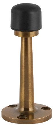 Упор дверной DS PW-80 CFB-18 кофе глянец