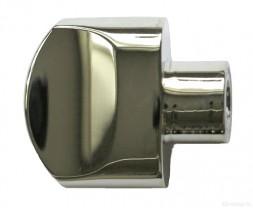 Вертушка COM шток блестящий никель