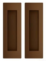 Ручка для раздвижных дверей SH010 URB BB-17 Коричневая бронза
