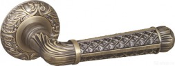 Ручка раздельная FUARO LORD SM MAB-6 темная бронза