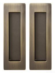 Ручка для раздвижных дверей SH010 URB АВ-7 Бронза