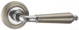 Ручка раздельная PUNTO LIBRETTO ML SN/CP-3 матовый никель/хром